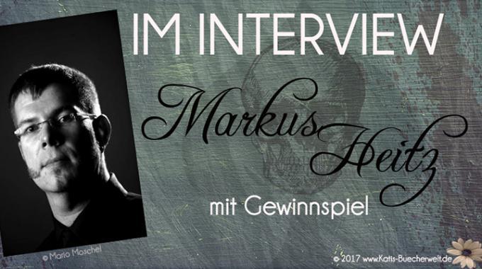 markus heitz im interview was liest du. Black Bedroom Furniture Sets. Home Design Ideas