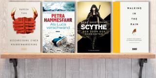 Neue Woche, neue Bücher #11: Frischer Lesestoff! Neue Bücher im März