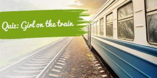 Artikelbild zum Quiz: GiIrl on the train - Foto von givaga - istockphoto
